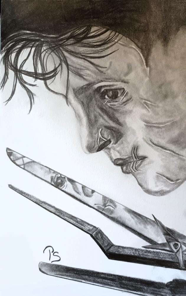 Johnny Depp por PenStilos